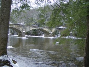 Bridge Over Shavers Fork