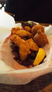 Grouper Fingers at T W Graham's