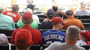 Vlad Guerrero, Texas Ranger.  Say What?