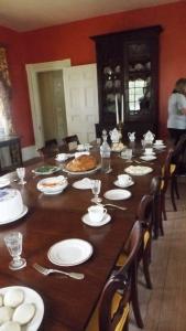 A Company Dinner
