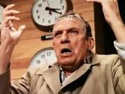Howard Beale, and He's Mad