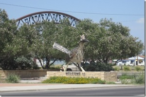 Gateway to the City and The World's Largest Roadrunner