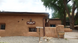 Ghost House Built by Murderous, Cattle Rustlers, Archuleta Brothers