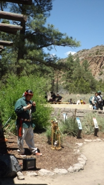 Pueblo Flautist