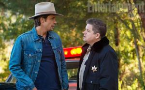 Raylan and Bob Sweeney